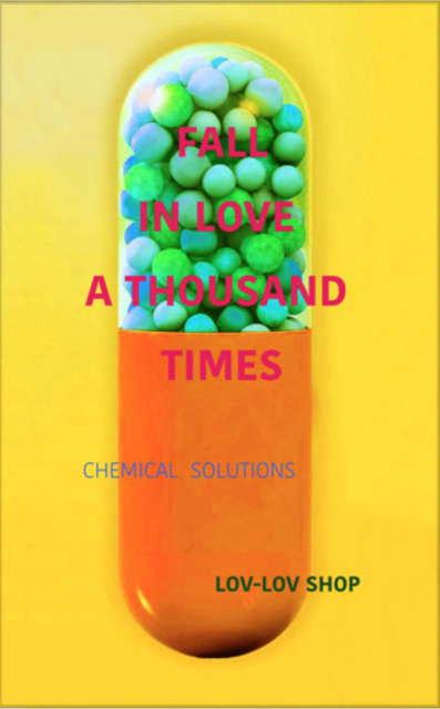 , 'Fall In Love A Thousand Times,' 2019, de Sarthe Gallery