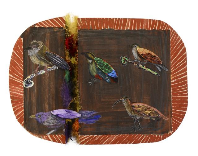 , 'Stella's Birds,' 2016, Ro2 Art