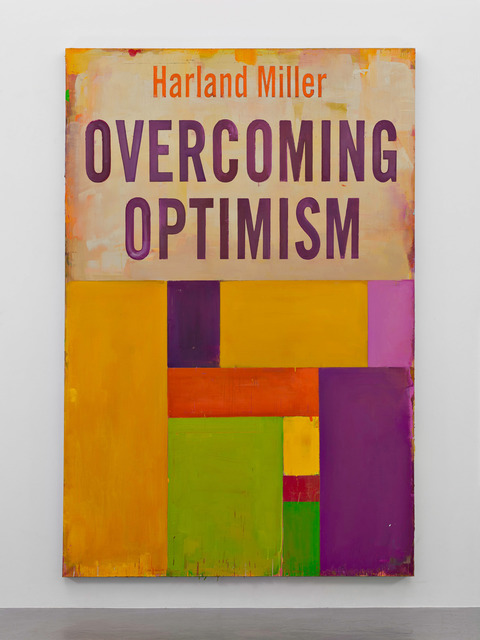 , 'Overcoming Optimism,' 2016, Blain | Southern