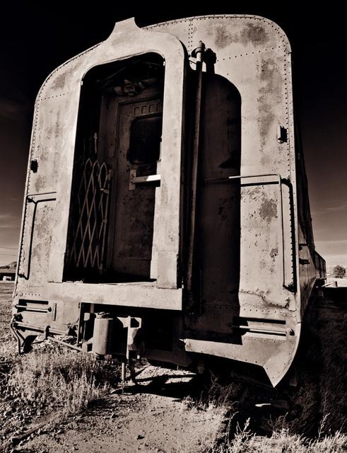 , 'Alamosa Train Car #2,' , Modernist Frontier
