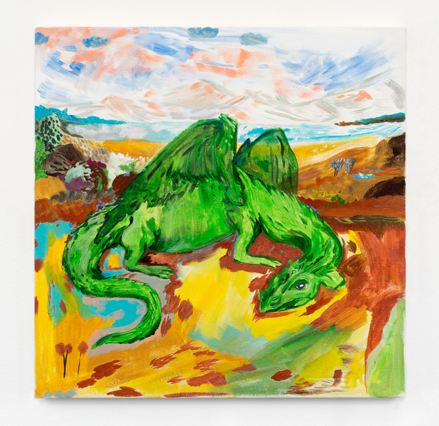 , 'Dragons Remember ,' 2018, UNION Gallery