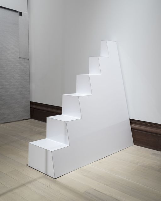 , 'Real Unreal Staircase, from the series Seven White Objects,' 1967/2014, Henrique Faria Fine Art