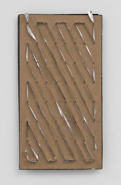, 'clip on (d),' 2013, Miguel Abreu Gallery