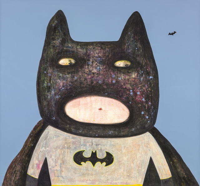 , 'Save the World – Batman,' 2016, Liang Gallery