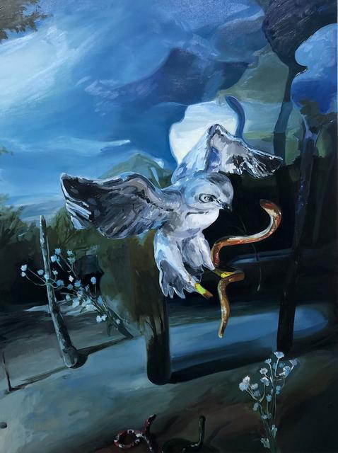 , 'Kite and Snake,' 2019, Joshua Liner Gallery