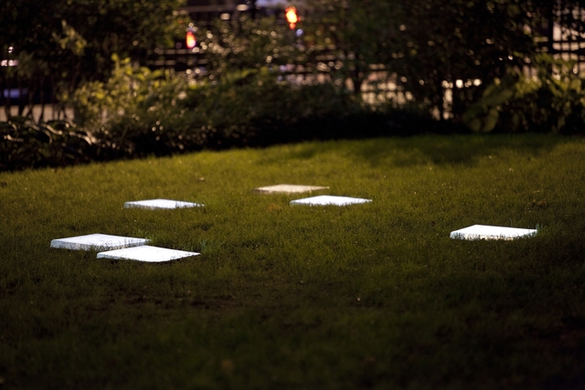 , 'Voices from the Subway Station,' 2010, Madison Square Park