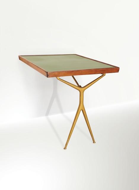 Gio Ponti, 'a table, Breda', 1950s, Cambi