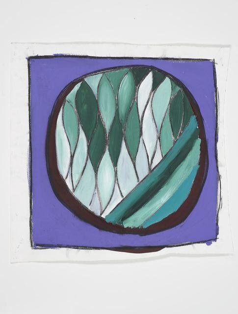 , 'Sea Painting,' 1998, Hollybush Gardens