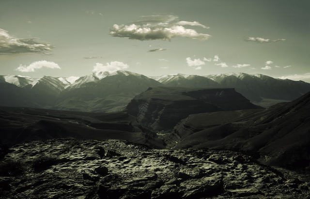 Bernhard Quade, 'Morocco Atlas Mountains', 2008, Photography, Chromogenic Print, CHROMA GALLERY