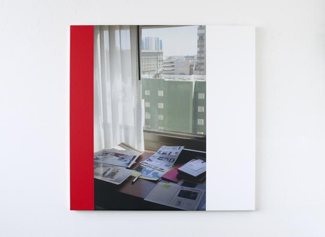 , 'Hotel G, San Francisco (April 25, 2015) I,' 2015, Jessica Silverman Gallery