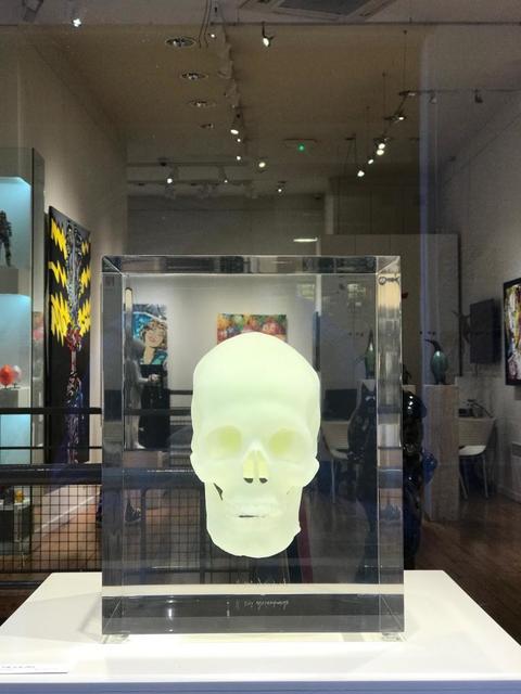 Alexandre Nicolas, 'Vanité', 2012, Sculpture, Synthetic crystal / Resin, Galerie Alain Daudet