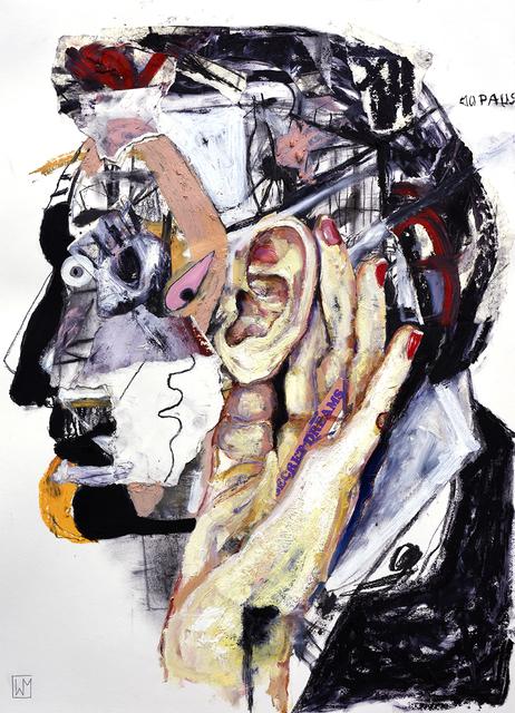 , 'Voices,' 2018, Mirus Gallery