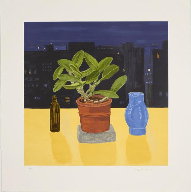 Jane Freilicher, 'At Night', 2011, Jungle Press