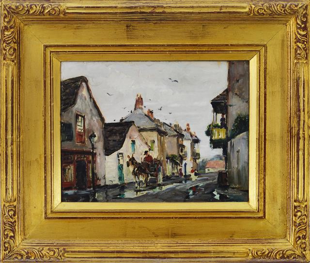 , 'Old St. Augustine,' , Eisele Fine Art