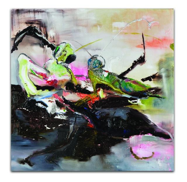 , 'Paarung II,' 2018, Galerie Bart