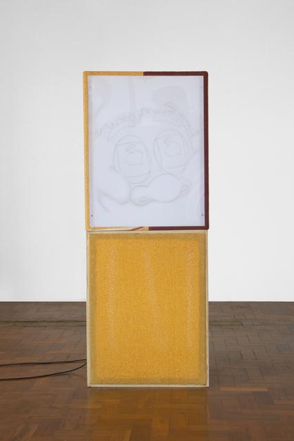 , 'Untitled (Totem),' 2016, BFA Boatos Fine Arts