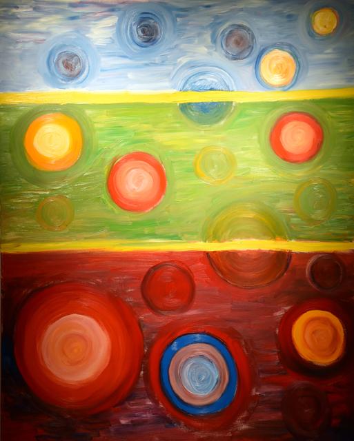 , 'To Life 4,' 2018, Carter Burden Gallery