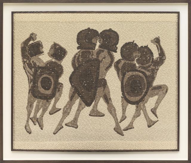 , 'Edinburgh Weavers - 'Warriors',' , Messums