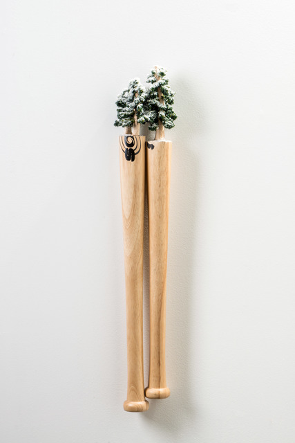 , 'Baseball Bat,' 2012, Corridor Contemporary