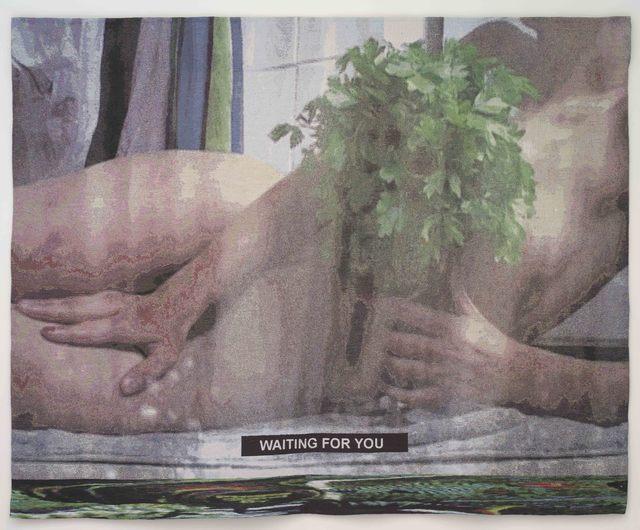 , 'Waiting for you ,' 2017, Galerie Nathalie Obadia