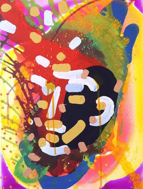 , 'Roig desmaterializado,' 2017, Artflow Galeria