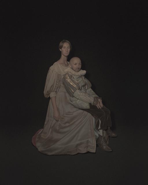 , 'The Arrangement,' 2017, Cynthia Corbett Gallery