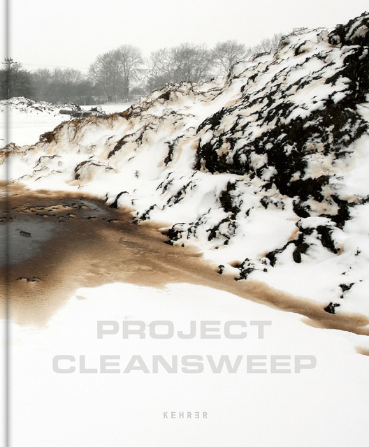 , 'Project Cleansweep ,' 2020, Kehrer Verlag