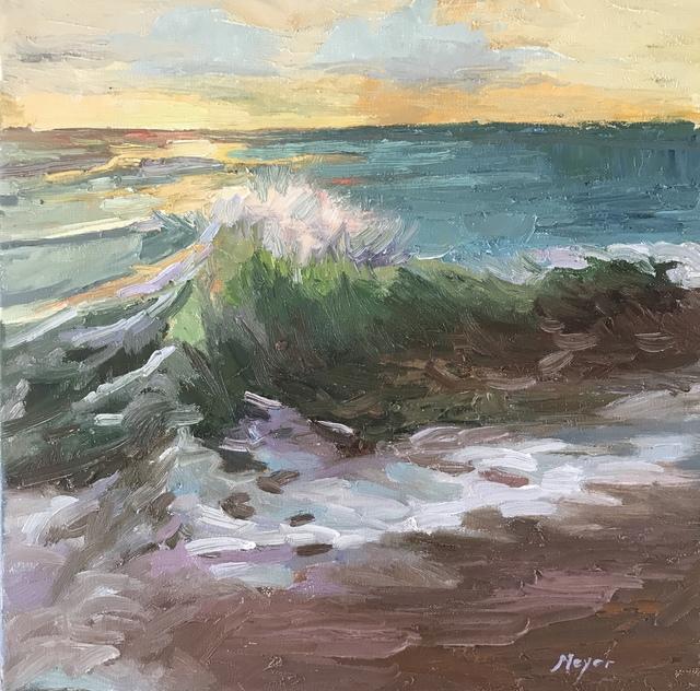 , 'Making Waves V,' 2018, Meyer Vogl Gallery