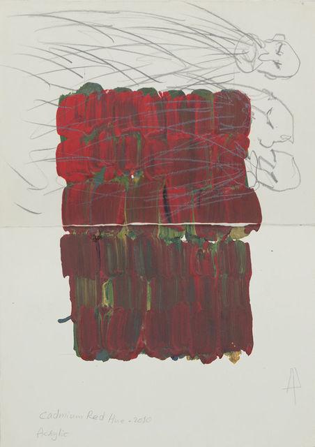 , 'Cadmium Red Hue,' 2010, Gallery Isabelle van den Eynde