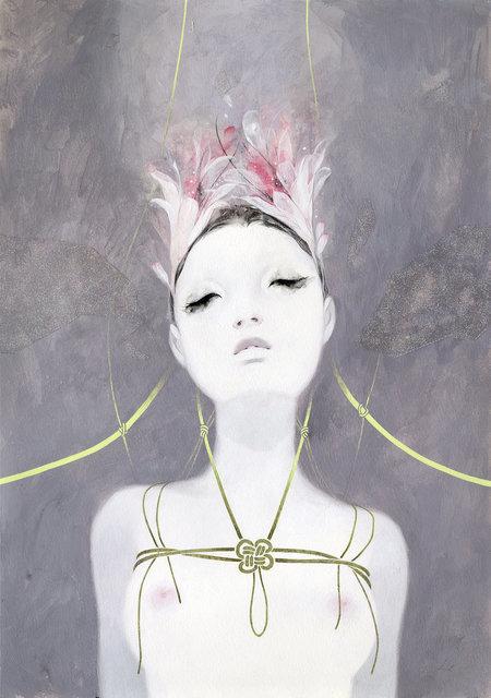 """, '""""Choharu"""",' 2015, Hashimoto Contemporary"""