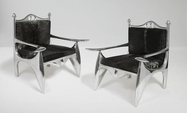 """, '""""Polysex"""" armchair,' , Galerie Yves Gastou"""
