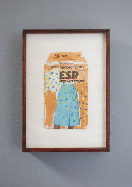 Grace Ndiritu, 'Post-Hippie Pop-Abstraction Drawing #4', 2015-2018, Inda Gallery