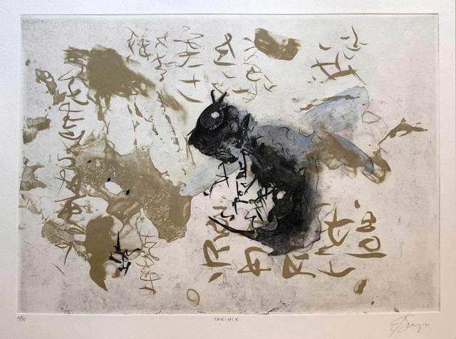 , 'Takimix,' 2018, Warnock Fine Arts