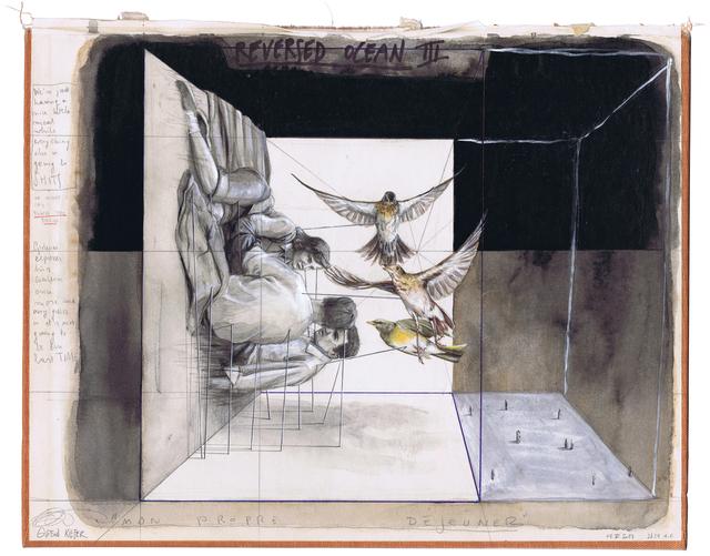 , 'Mon Propre Déjeuner,' 2017, Geukens & De Vil
