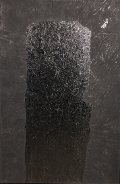 , 'Hundred Layers of Ink 02,' 1991-1993, SETAREH