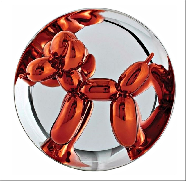 , 'Balloon Dog (Orange) in original packaging with stand and COA (mint),' 2015, Alpha 137 Gallery