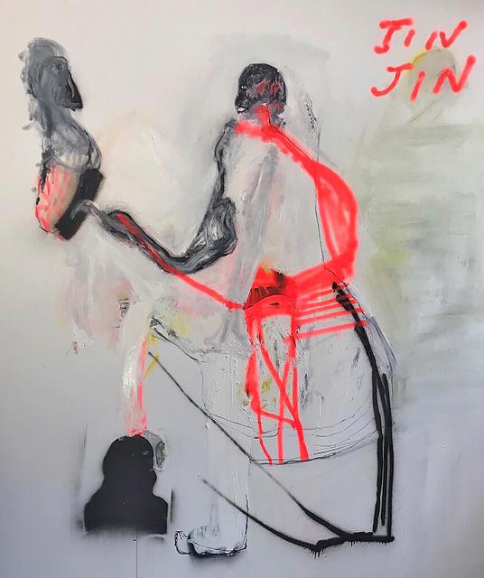 , 'Jin Jin,' 2017, TWFINEART