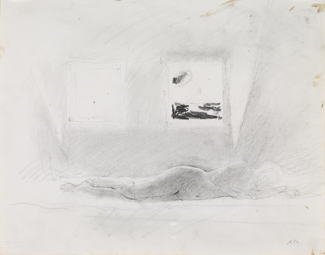 Andrew Wyeth, 'Day Dream Study', 1980, Adelson Galleries