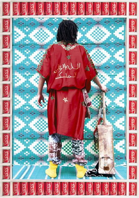 , 'Simo's Back,' 2014-1435, Yossi Milo Gallery