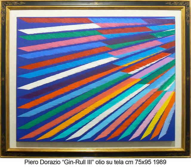 , 'Gin Rull III,' 1989, Centro Steccata