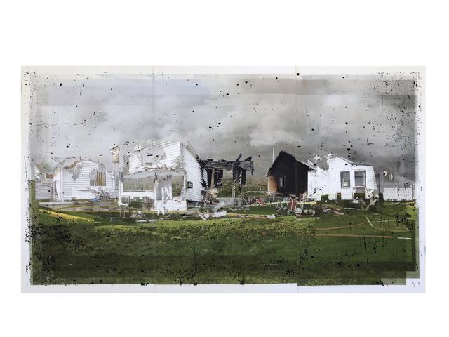 , 'Blazes,' 2018, Catharine Clark Gallery