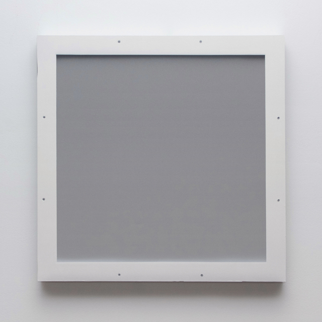 , 'Untitled (Blind for a Blind Gallery; Panel 3),' 2016, LAMB Arts
