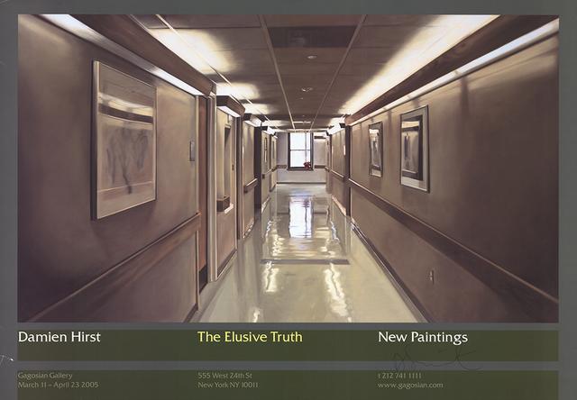 Damien Hirst, 'The Elusive Truth', 2005, ArtWise