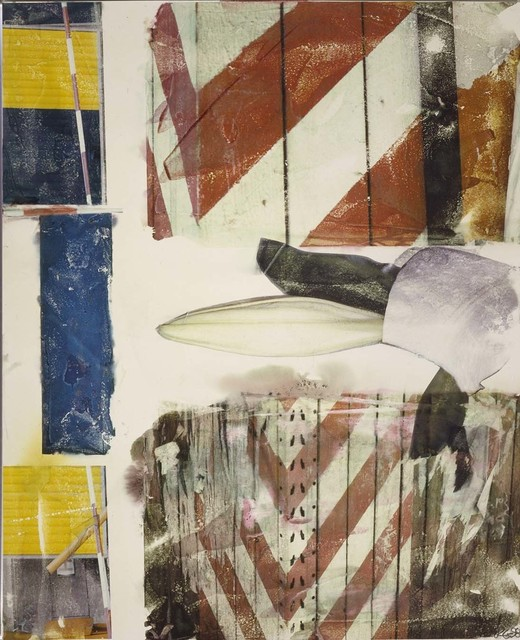 Robert Rauschenberg, 'Early Bloomer [Anagram (A Pun)]', 1998, Robert Rauschenberg Foundation