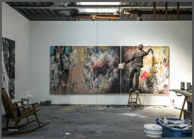 , 'Echo of Impressions,' 2018, Ben Brown Fine Arts