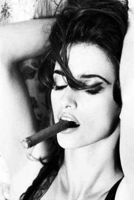 Ellen von Unwerth, 'Penelope Cruz, Paris', 2003, Immagis Fine Art Photography