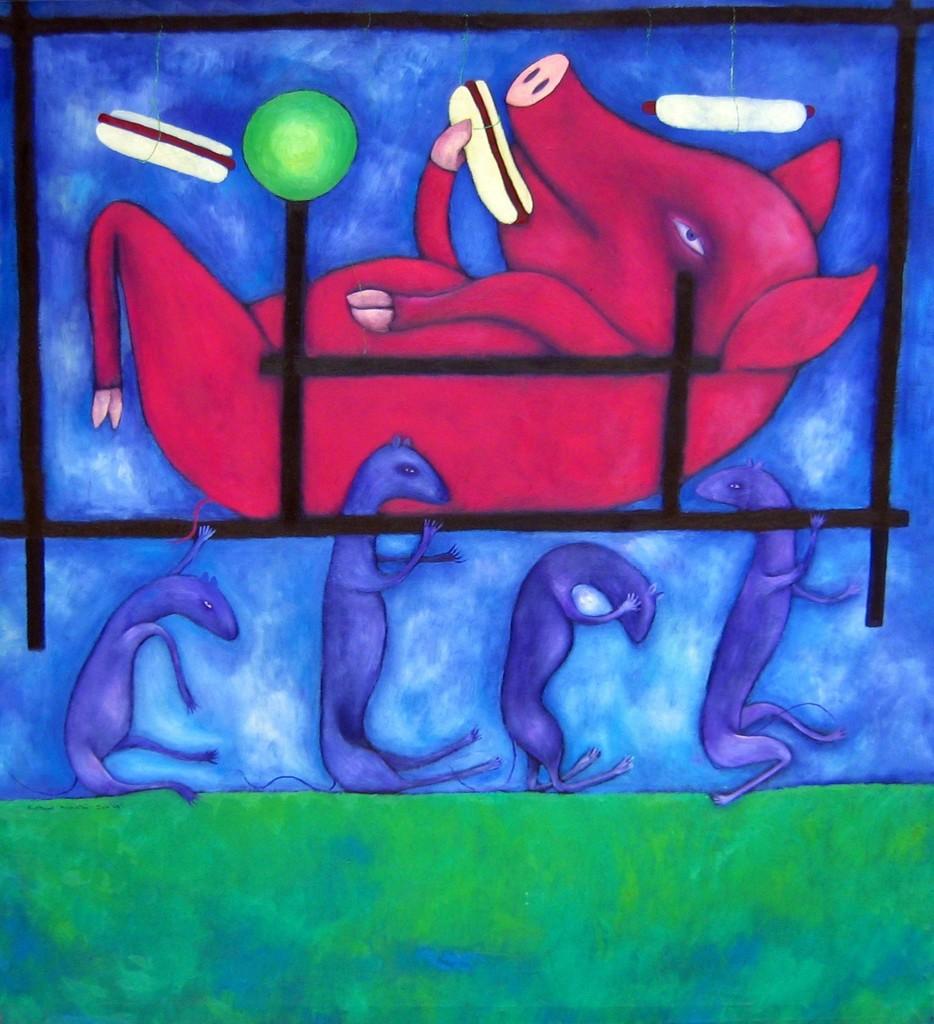 Art close to ninfa deep space laila trap