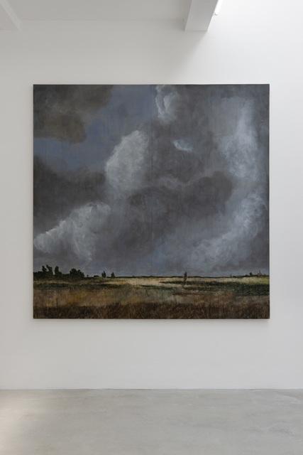 , 'Landschaft mit hohem Himmel,' 2018, Deweer Gallery