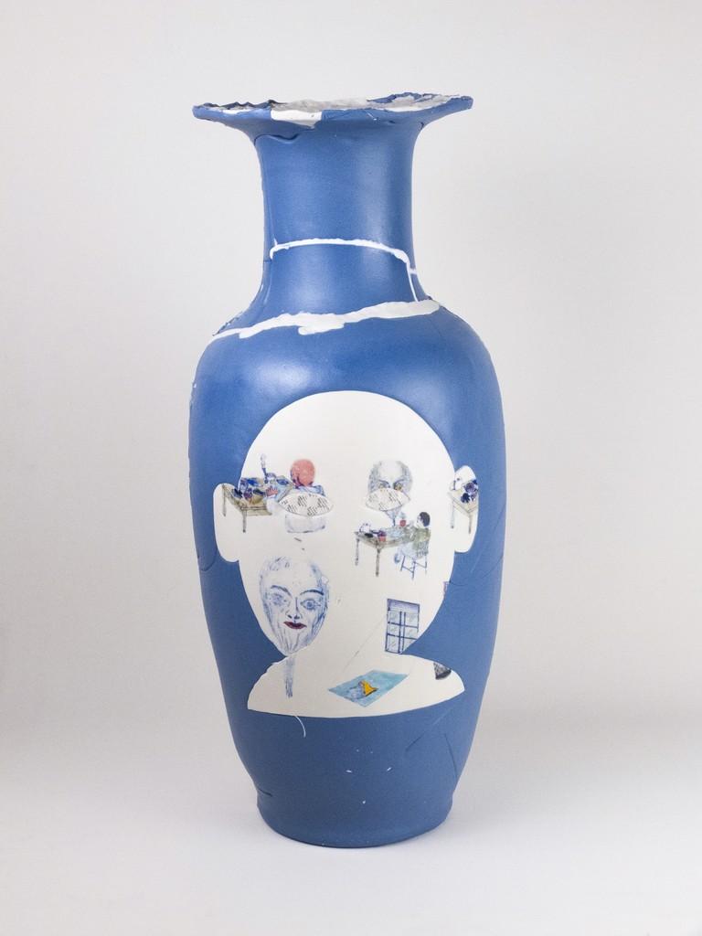 , 'Large Vase 10,' 2018, Projet Pangée