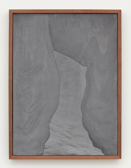 , 'Untitled (Plaster Positive),' 2016, David Kordansky Gallery
